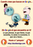 [Meme] Cuando crees que buscas en Google